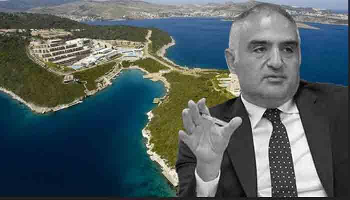 Mehmet Nuri Ersoy Hilton Bodrum'u satın aldı
