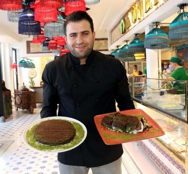 Gastronomi şehri Gaziantep'te 6 aylık çalışma sonunda üretildi! Müşterilerin taleplerine yetişemiyorlar
