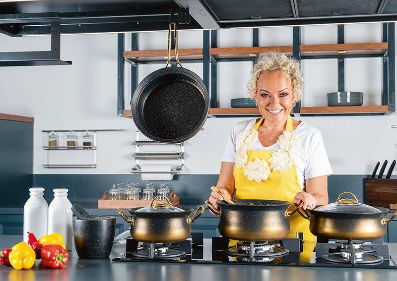 ''Hedefimiz mutfakta hayatı kolaylaştırmak''