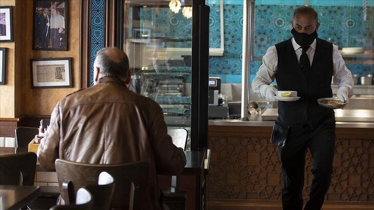 Araştırma: Restoranda oturup yemek yemekten endişe edenlerin oranı yüzde 80'den fazla