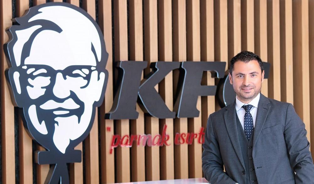 KFC Türkiye'nin Yeni Genel Müdürü Feliks Boynuinceoğlu Oldu