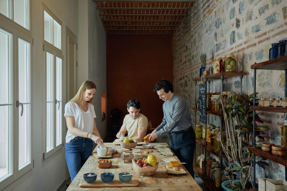Six Senses Kocataş Mansions İstanbul'da Sıra Dışı Atölye Deneyimi
