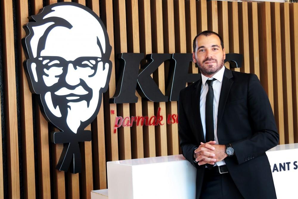 KFC Türkiye'nin Yeni CMO'su Özkan Özyavuz Oldu