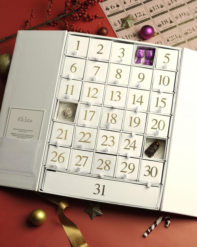 VAKKO Chocolate'tan Yeni Yıla    Tatlı Bir Geri Sayım