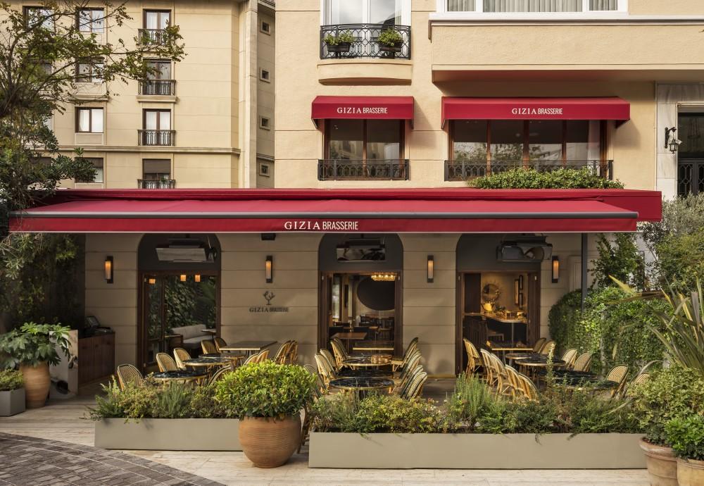 GIZIA Brasserie kapılarını açtı