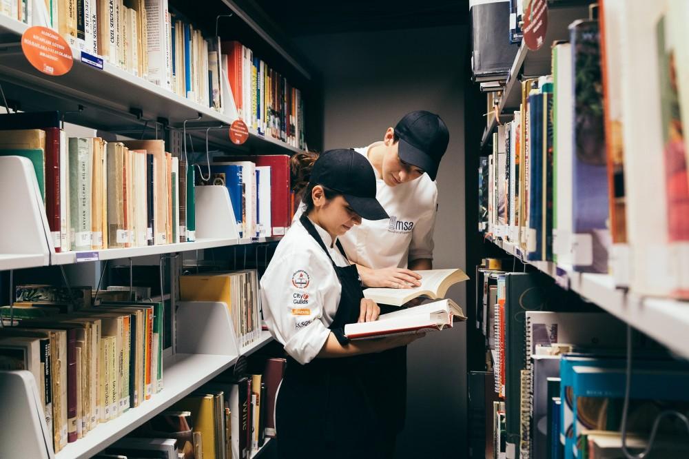 MSA'dan 7000'i aşkın eserlik kütüphane hizmeti