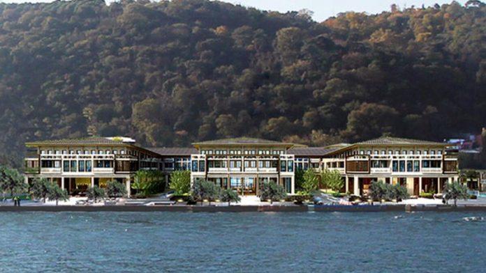 Mandarin Oriental Bosphorus 2021'in ilk çeyreğinde açılacak