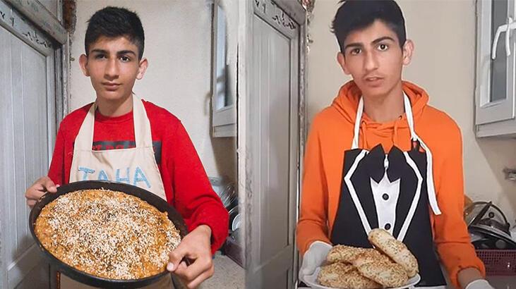 17 yaşındaki aşçı Taha Duymaz canlı yayın kurbanı