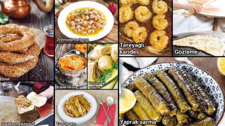 Sağlıklı yemek trendini Türkiye'nin zeytinyağlılarıyla yakalayacağız