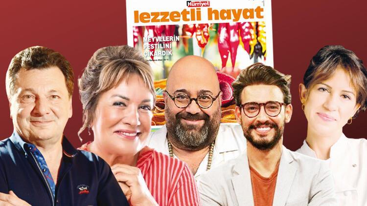 Hürriyet'ten yeni bir yemek gazetesi: Lezzetli Hayat