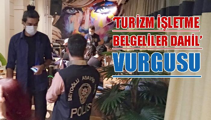İstanbul'da 102 otel denetlendi, 4'üne işlem yapıldı
