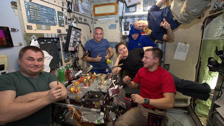 NASA'dan 'Mars'a gidecek astronotların gıda sorunu'nu çözene 500 bin dolar ödül