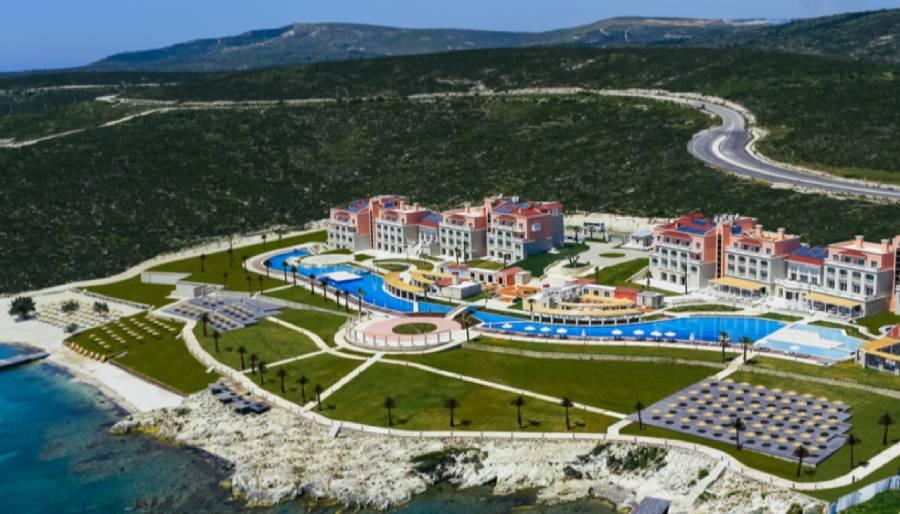 DoubleTree by Hilton Çeşme Alaçatı Beach Resort açıldı