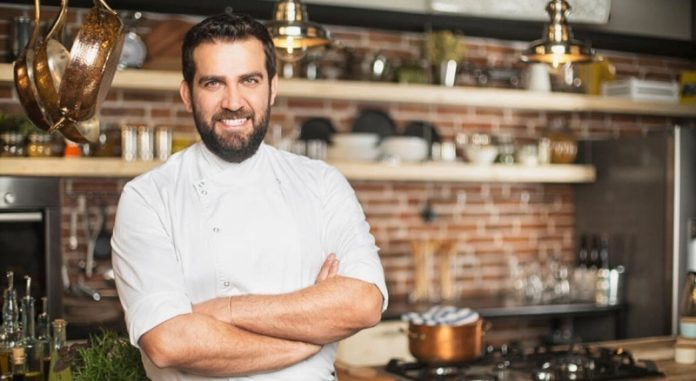 The Best Chef Awards 2021'in yeni adayı: Maksut Aşkar