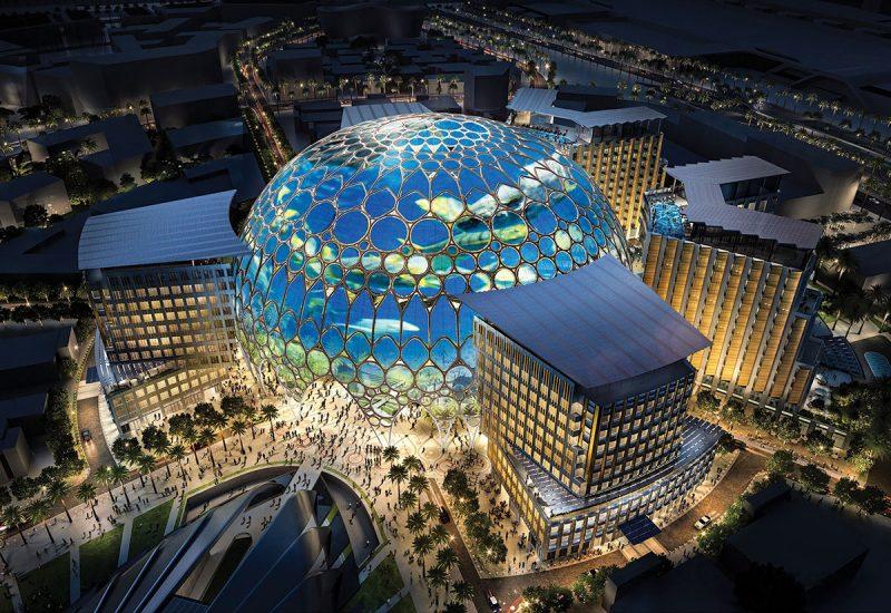 Michelin yıldızlı şefler ve en iyi restoranlar Expo 2020 Dubai'de buluşuyor