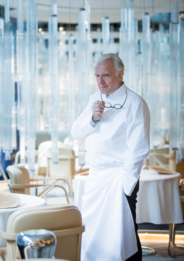 Alain Ducasse Bangkok'ta yeni bir aşçılık okulu açacak