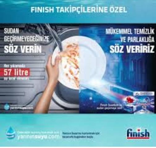 Finish: Yarının Suyunu Korumaya Gücümüz Yeter