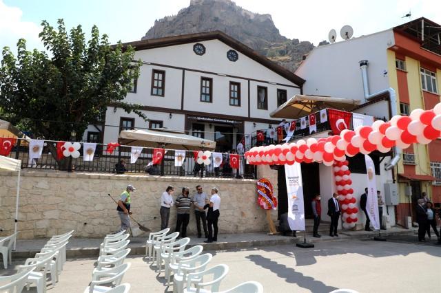 Afyonkarahisar'da Gastronomi Konağı açıldı
