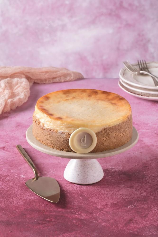 Ünlü New York Cheesecake Divan Pastaneleri ile Tek Tık Uzağınızda