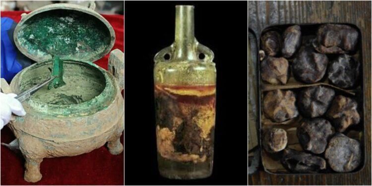 Kemik Çorbasından Bataklık Yağına: Bugüne Dek Keşfedilen En Eski 7 Gıda