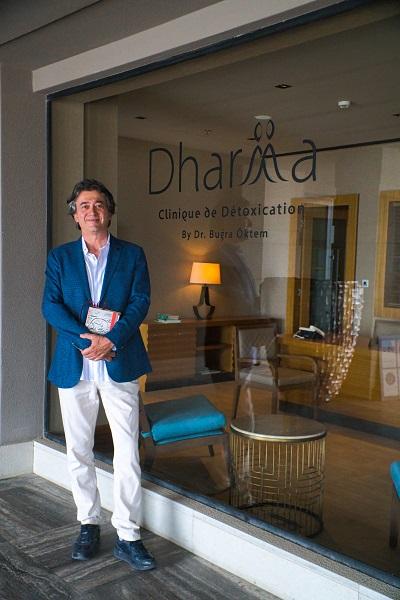 """Caresse, a Luxury Collection Resort & Spa, Bodrum, Dr. Buğra Öktem İşbirliği ile açtığı """"Dharma"""" Detoks Klinik de Ruh ve Bedeninizi Arınmaya Davet Ediyor!"""