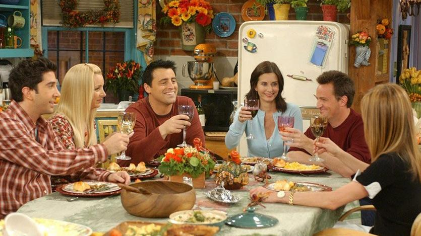 Friends dizisinin yemek kitabı çıkıyor