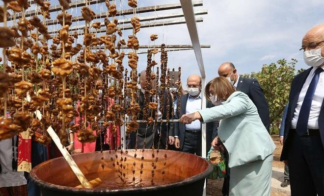 Gastronomi festivalini 2 milyon 500 bin kişi dijital ortamdan takip etti