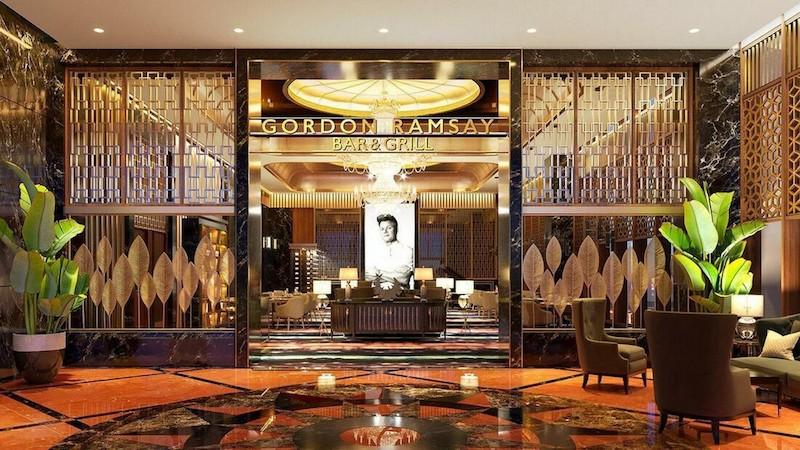Gordon Ramsay Bar & Grill, Kauala Lumpur'da açılıyor!