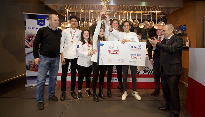 Sektör Yetenek Avında\' yarışmasını kazanan okul belli oldu