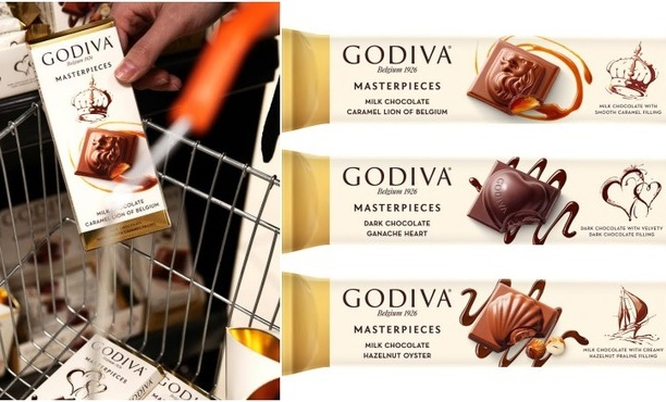 Godiva'dan market atağı!