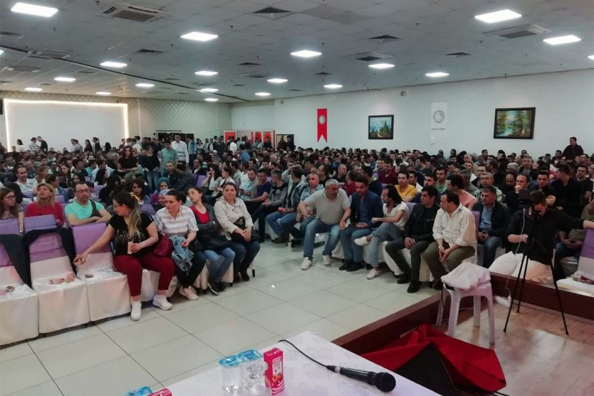 ETİ Gıda işçisi 27 Mayıs'ta greve çıkıyo