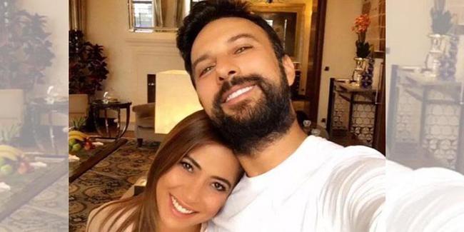 Megastar Tarkan eşi Pınar Tevetoğlu\'na aşçı tuttu