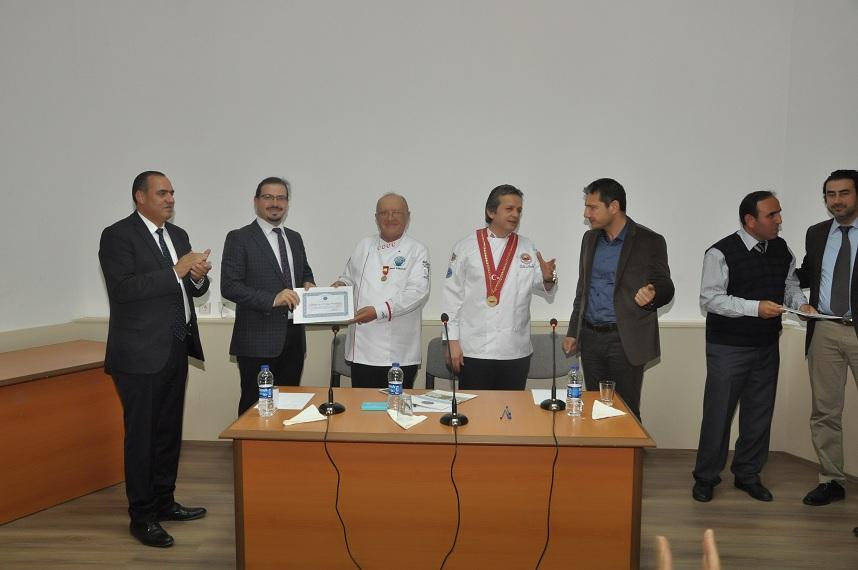 Türk Mutfağı ve Sofra Adabı Panel