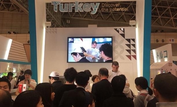 Türk gıda ihracatçılarının Japonya çıkarması!