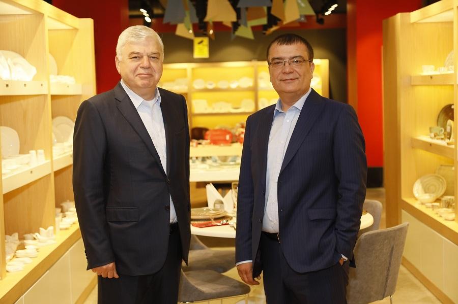 Avrupa'nın en büyük mutfak ekipmanları showroom'u İstanbul'da açıldı!