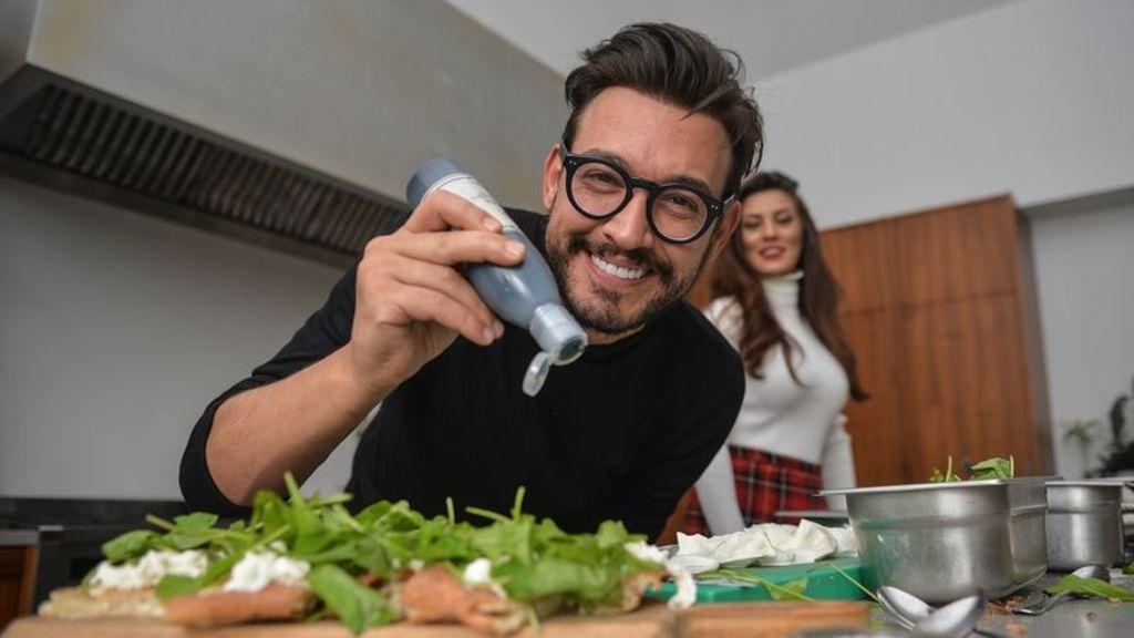 Ünlü şef Danilo\'dan mutfak tüyoları