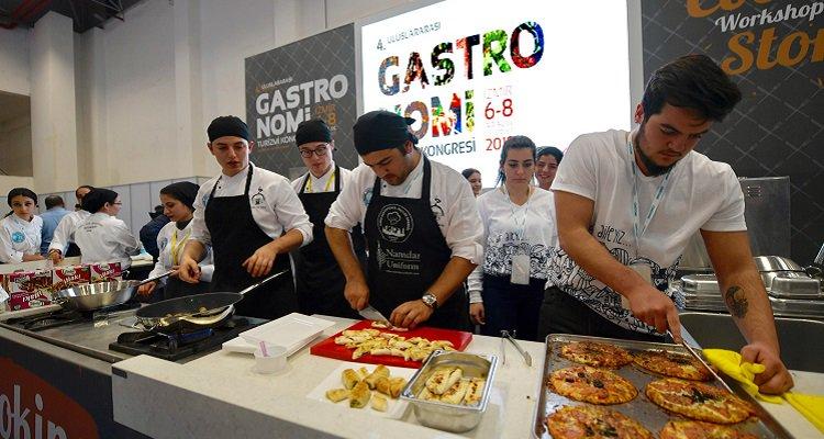 Gastronomi sektörünün en büyük buluşması başladı
