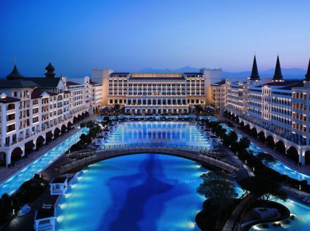 Mardan Palace\'ta şok gelişme