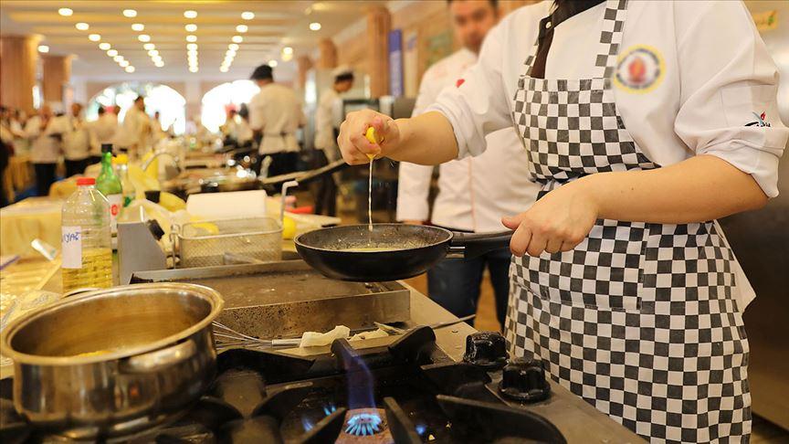 Aşçılara ABD ve Avustralya\'da 3 bin dolar maaşla iş imkanı
