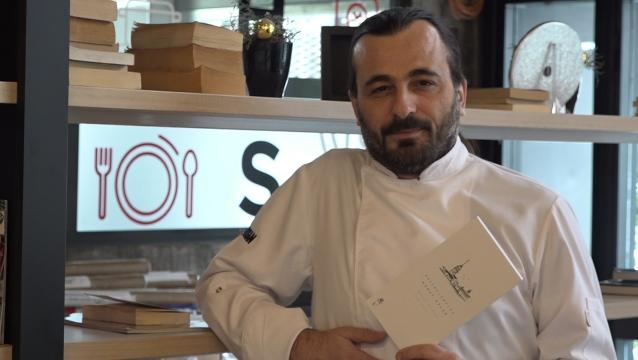 Murat Aslan'dan mutfaktan hayata süzülen dizeler