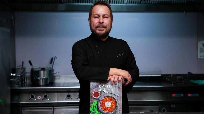 Yemek kitaplarının \'Nobeli\'nde Türk şefe ödül
