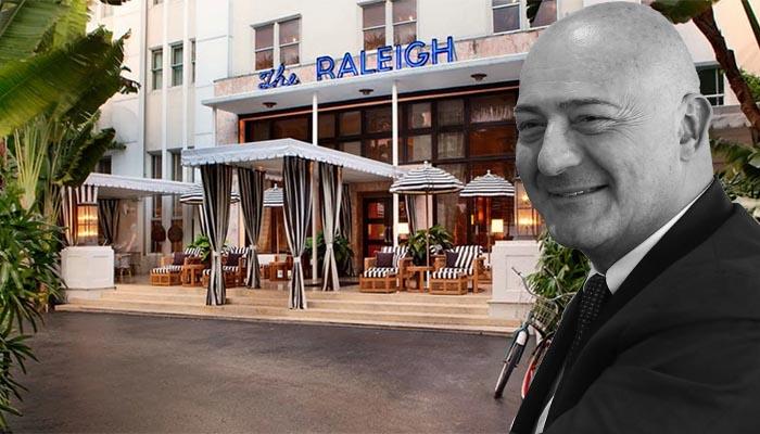 Ferit Şahenk O oteli 103 milyon dolara sattı