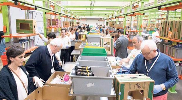 Türk gıda projesi dünyaya örnek