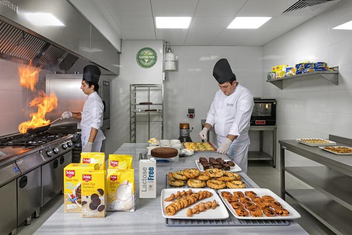Türkiye'nin glutensiz mutfağa sahip tek oteli