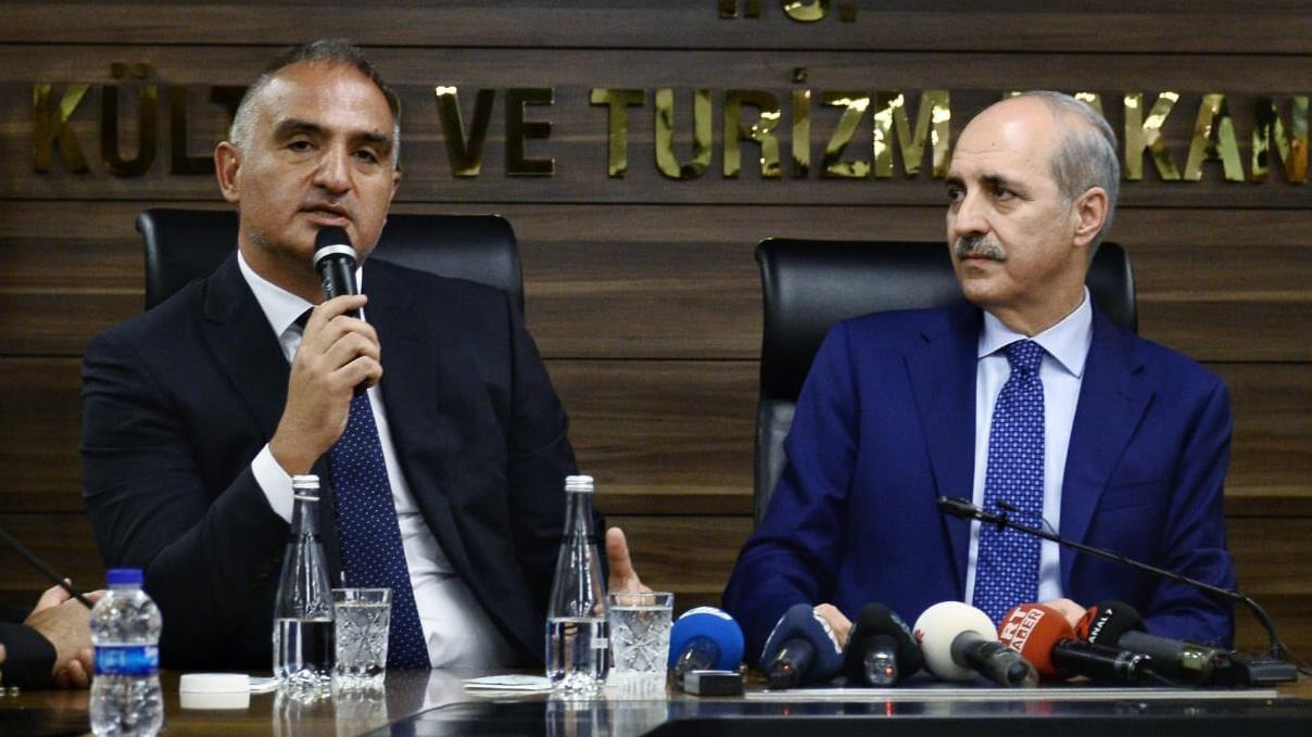 Mehmet Ersoy görevi devraldı, işte ilk mesajları