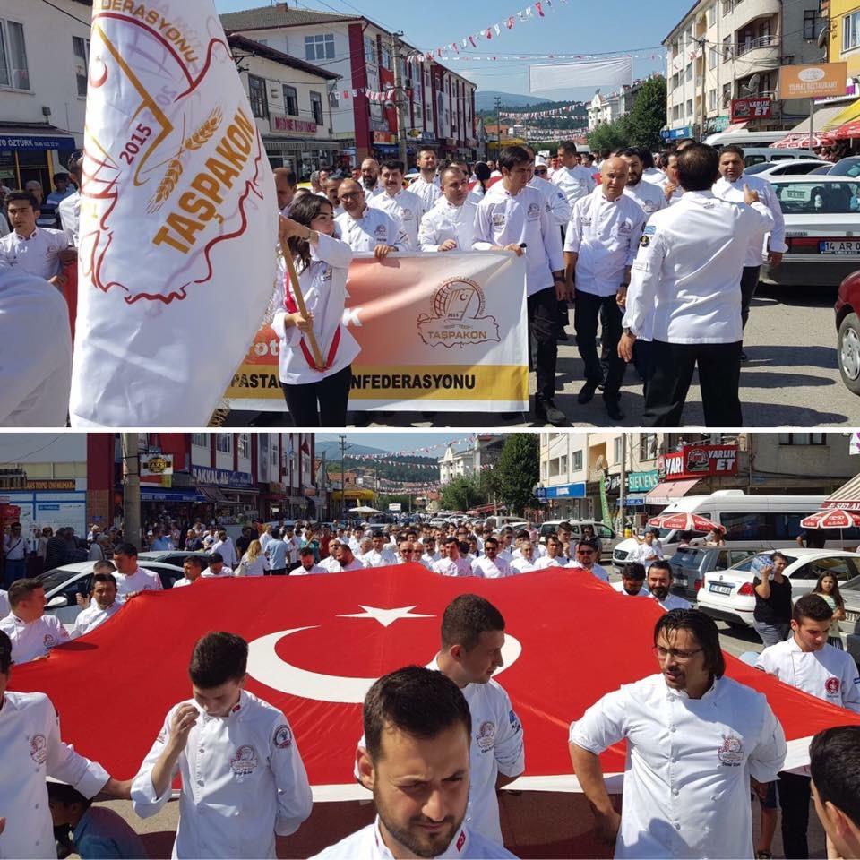 FESTİVAL\'İN DİNAMOSU TAŞPAKON
