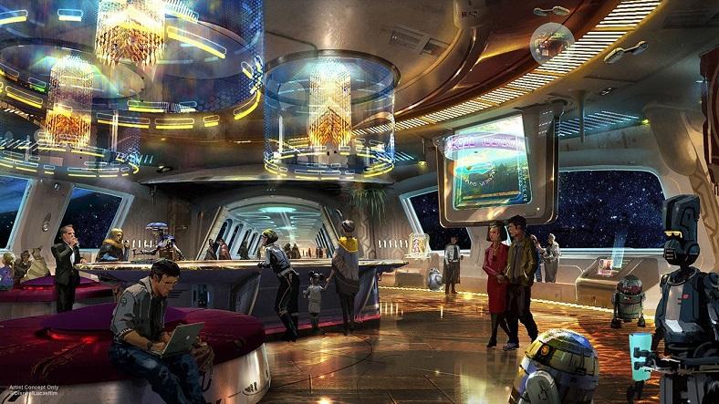 Disney, Star Wars Temalı Otelini Ziyaretçilere Açacağı Tarihi Açıkladı