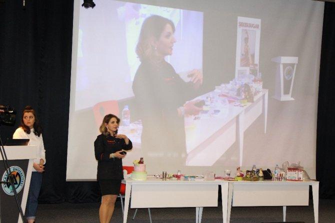 Avrasya Üniversitesi butik pasta workshopuna ev sahipliği yaptı