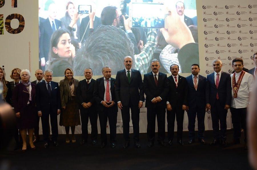 Numan Kurtulmus;Türkiye mutfağının farkına varmalı