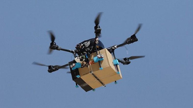 Uber, Drone Kullanarak 5 Dakikada Yemek Teslimatı Yapacak!